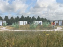 Artist Impression - Tiny Houses